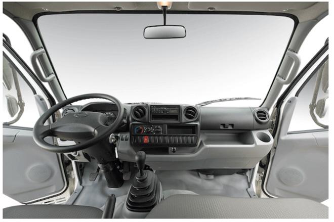 HINO Motors giới thiệu dòng xe tải mới đạt tiêu chuẩn Euro 4 - 6