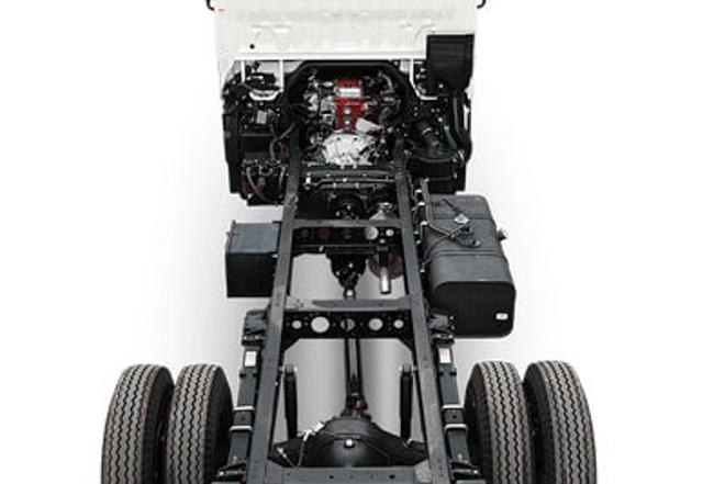 HINO Motors giới thiệu dòng xe tải mới đạt tiêu chuẩn Euro 4 - 4