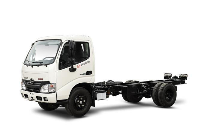 HINO Motors giới thiệu dòng xe tải mới đạt tiêu chuẩn Euro 4 - 3