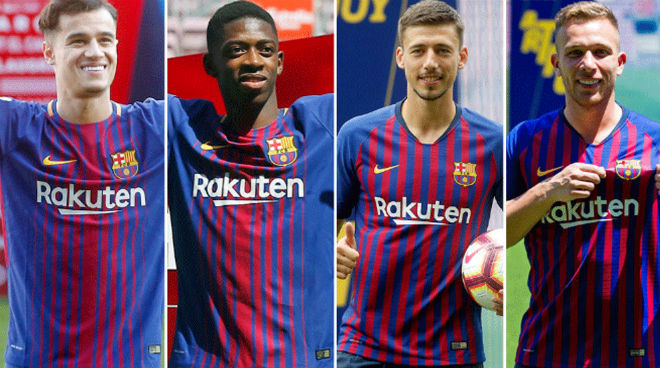 Barca đốt tiền số 1 châu Âu: 400 triệu euro xây Dream Team - 1