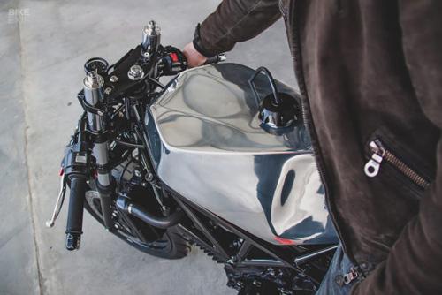 Đã mắt với bản độ từ xế cổ Yamaha TRX850 1995 - 3