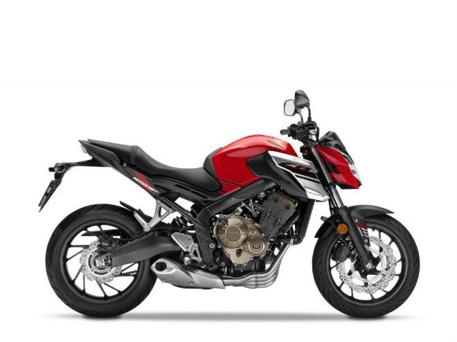 """""""Ong bắp cày"""" Honda Hornet 650 và CB650R mới sắp ra mắt - 2"""
