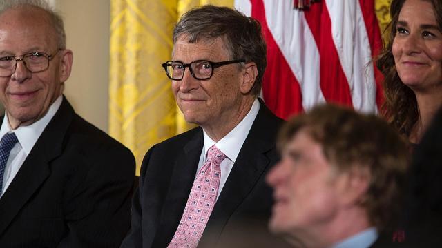 Kỳ thực tập trong mơ thay đổi cuộc đời Bill Gates - 2