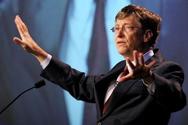Kỳ thực tập trong mơ thay đổi cuộc đời Bill Gates - 1