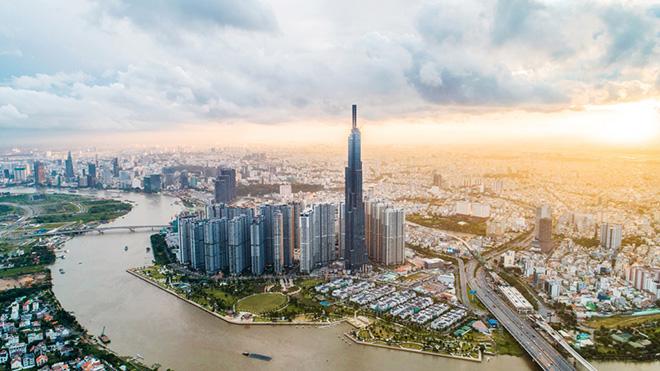 """Ngắm Sài Gòn từ """"9 tầng mây"""" tại Landmark 81 - tòa nhà cao nhất Việt Nam - 2"""