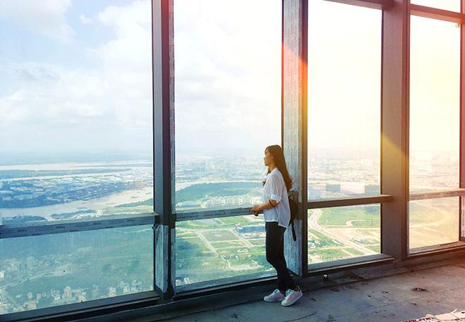 """Ngắm Sài Gòn từ """"9 tầng mây"""" tại Landmark 81 - tòa nhà cao nhất Việt Nam - 3"""