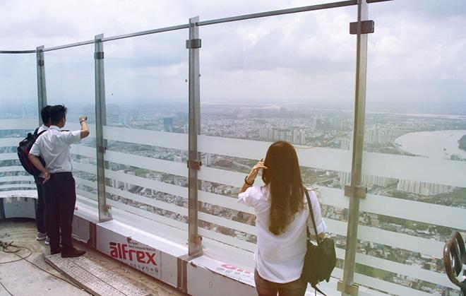 """Ngắm Sài Gòn từ """"9 tầng mây"""" tại Landmark 81 - tòa nhà cao nhất Việt Nam - 7"""