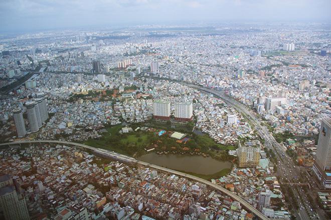 """Ngắm Sài Gòn từ """"9 tầng mây"""" tại Landmark 81 - tòa nhà cao nhất Việt Nam - 6"""