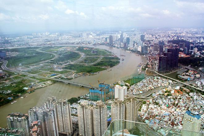 """Ngắm Sài Gòn từ """"9 tầng mây"""" tại Landmark 81 - tòa nhà cao nhất Việt Nam - 5"""
