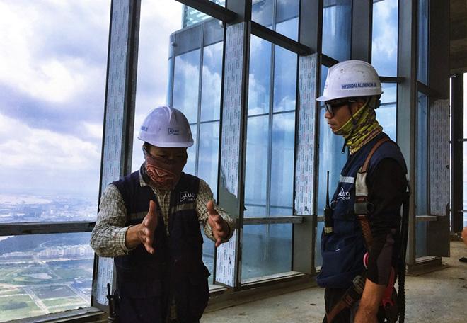 """Ngắm Sài Gòn từ """"9 tầng mây"""" tại Landmark 81 - tòa nhà cao nhất Việt Nam - 8"""