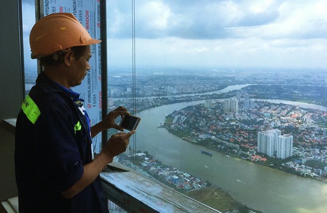 """Ngắm Sài Gòn từ """"9 tầng mây"""" tại Landmark 81 - tòa nhà cao nhất Việt Nam - 9"""