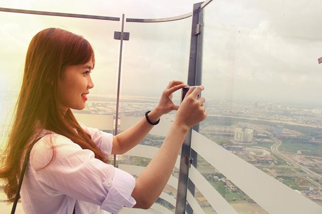 """Ngắm Sài Gòn từ """"9 tầng mây"""" tại Landmark 81 - tòa nhà cao nhất Việt Nam - 10"""