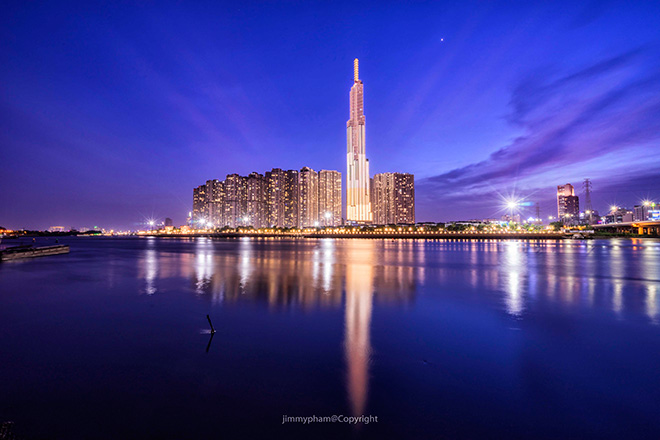 """Ngắm Sài Gòn từ """"9 tầng mây"""" tại Landmark 81 - tòa nhà cao nhất Việt Nam - 12"""