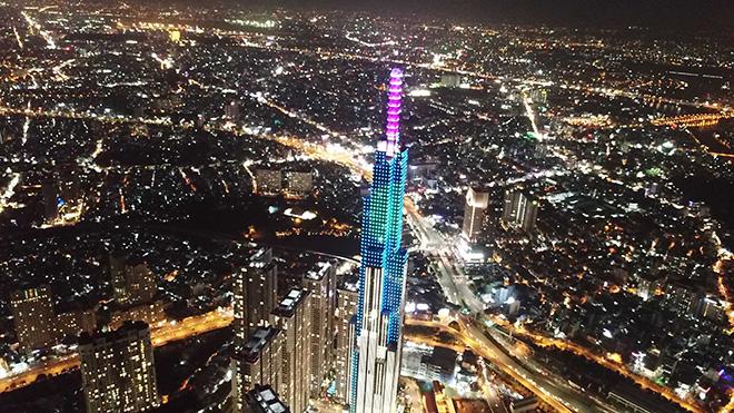 """Ngắm Sài Gòn từ """"9 tầng mây"""" tại Landmark 81 - tòa nhà cao nhất Việt Nam - 13"""