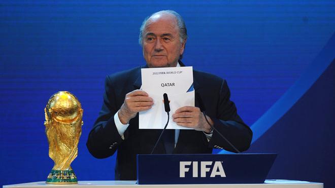 """Động trời: Qatar bị tố """"chơi bẩn"""" dễ mất quyền đăng cai World Cup 2022 - 1"""