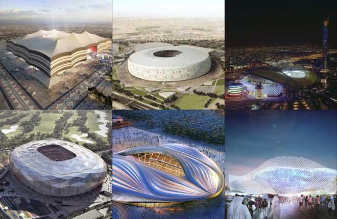 """Động trời: Qatar bị tố """"chơi bẩn"""" dễ mất quyền đăng cai World Cup 2022 - 2"""