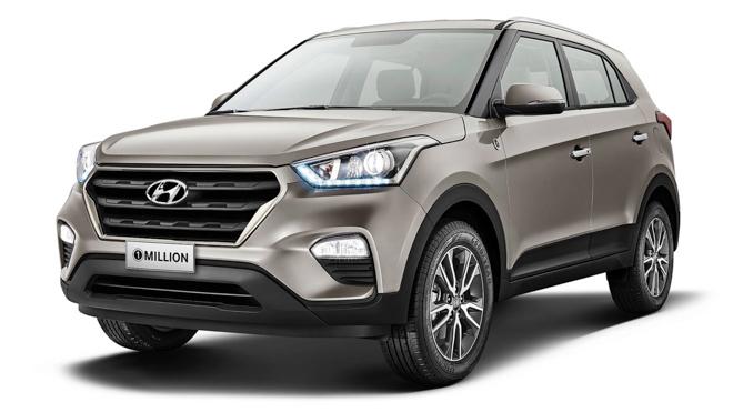 """Hyundai Creta ra mắt thêm phiên bản kỷ niệm """"One Million"""" - 4"""