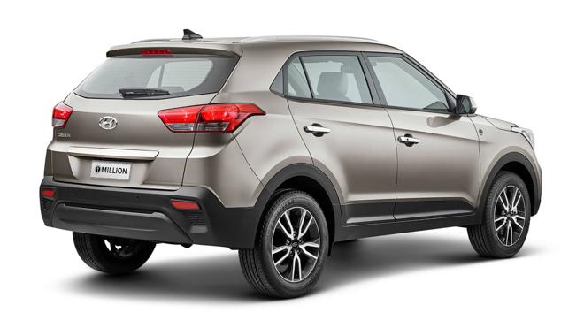 """Hyundai Creta ra mắt thêm phiên bản kỷ niệm """"One Million"""" - 6"""