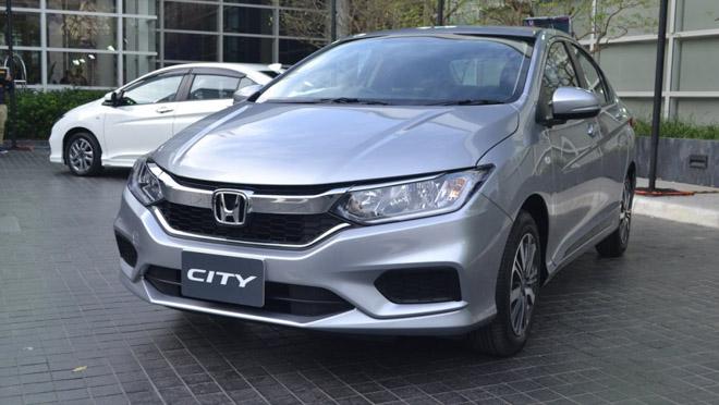 Giá xe Honda City cập nhật mới nhất - 2