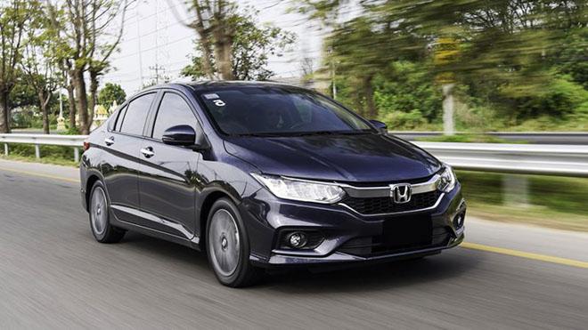 Giá xe Honda City cập nhật mới nhất - 1