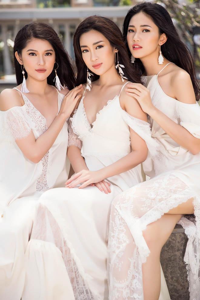 """""""Hội bạn thân đều đẹp"""" của Hoa hậu Việt Nam gồm những ai? - hình ảnh 1"""