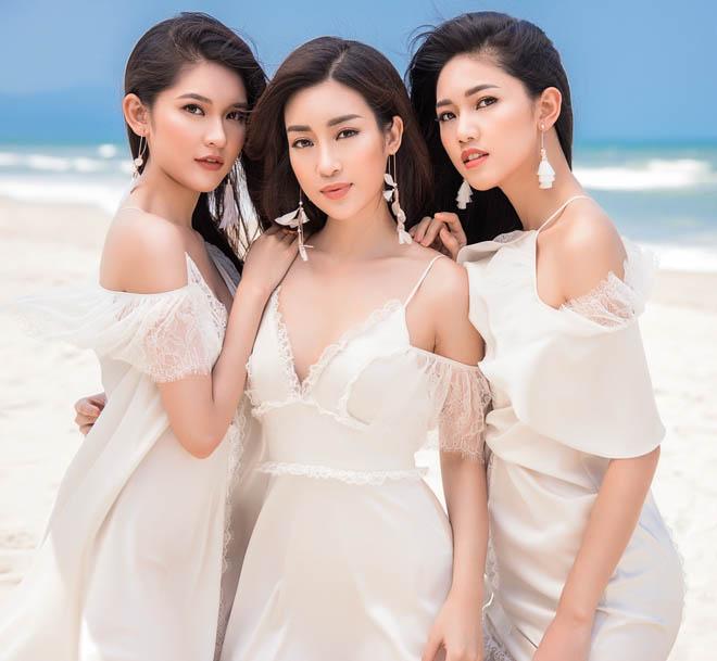 """""""Hội bạn thân đều đẹp"""" của Hoa hậu Việt Nam gồm những ai? - hình ảnh 2"""