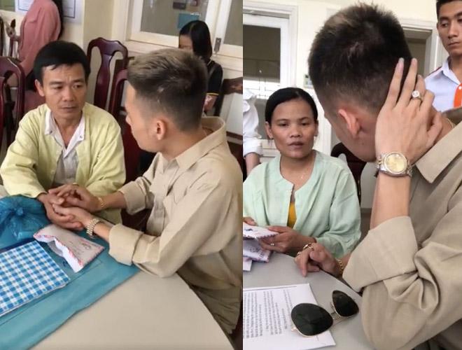 Sau phát ngôn sốc, Hoa Vinh phản ứng bất ngờ với gia đình nạn nhân ở Quảng Nam - hình ảnh 1
