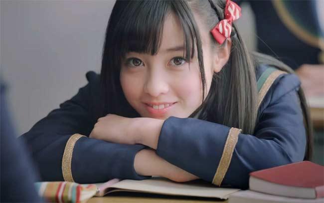 """Say lòng trước vẻ đẹp trong vắt của """"thiếu nữ Nhật 1000 năm có 1"""" - hình ảnh 2"""