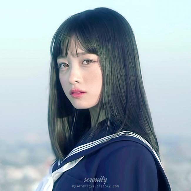 """Say lòng trước vẻ đẹp trong vắt của """"thiếu nữ Nhật 1000 năm có 1"""" - hình ảnh 7"""