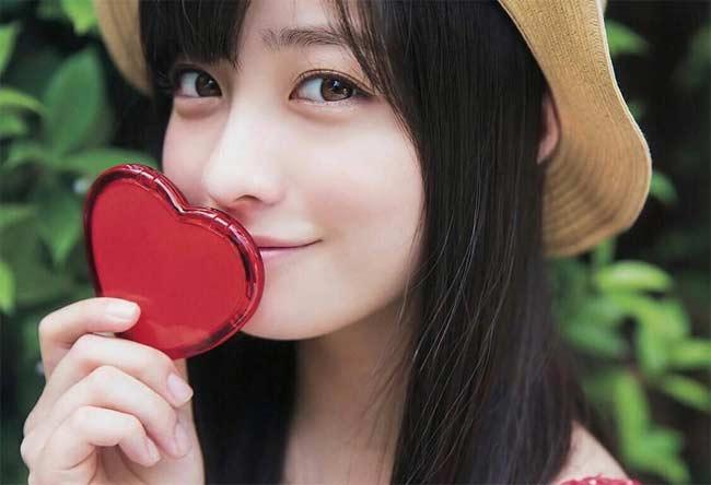 """Say lòng trước vẻ đẹp trong vắt của """"thiếu nữ Nhật 1000 năm có 1"""" - hình ảnh 17"""