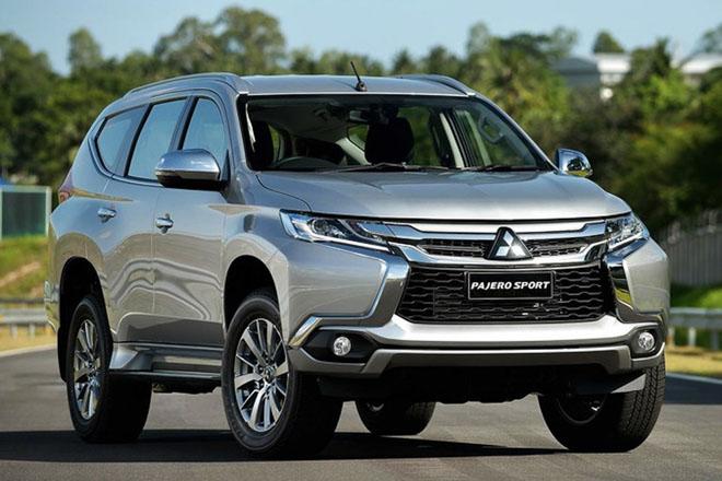 Mitsubishi Pajero Sport bổ sung thêm phiên bản thể thao Elite Edition: Giá bán từ 1,032 tỷ đồng - 6