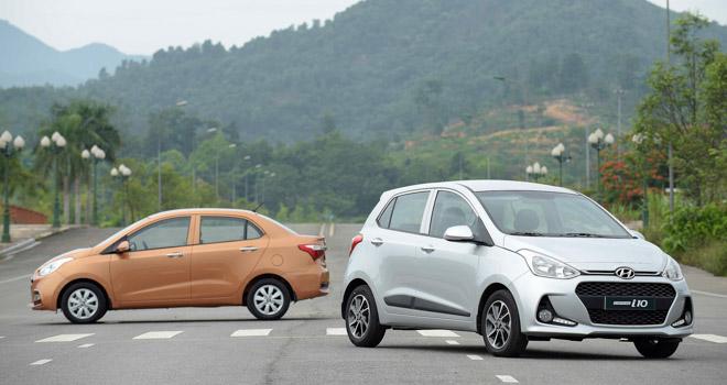"""Hyundai công bố doanh số tháng 10/2018: Accent """"soán ngôi"""" Grand i10 - 4"""