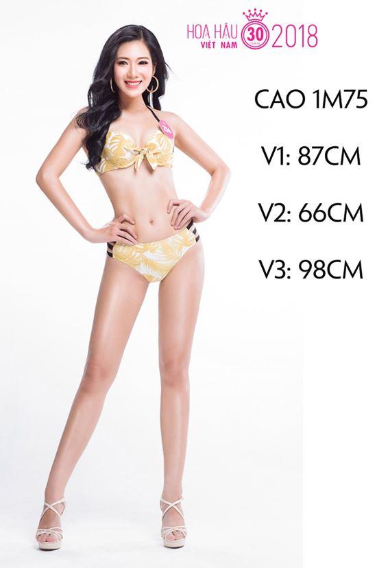Cách tăng cỡ hông, mông của người đẹp có vòng 3 lớn nhất Hoa hậu Việt Nam - hình ảnh 1