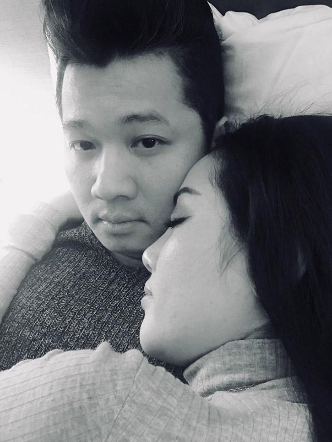 """Lâm Vũ """"cưng như trứng"""" vợ Việt Kiều đang mang thai 8 tháng - hình ảnh 11"""