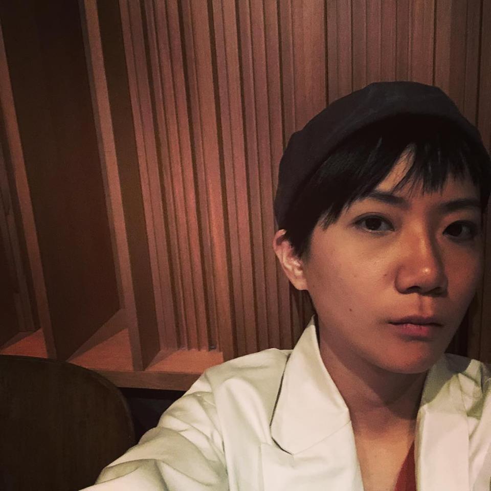 Nữ ca sỹ Hong Kong rơi từ tầng 20: Hiện trường kinh hoàng - hình ảnh 6