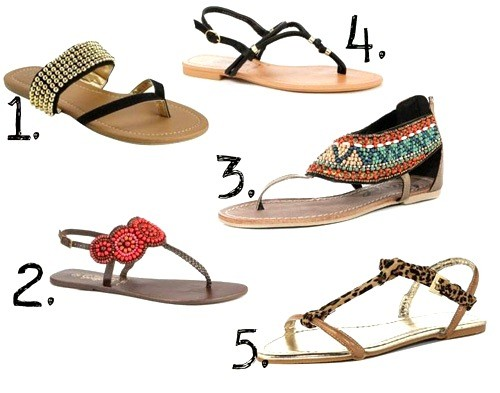Bạn có biết 5 kiểu giày chuyên dùng ra biển? - 8
