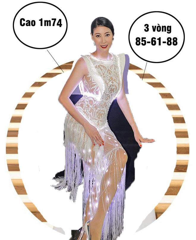 Mai Phương Thúy cao nhất, nóng bỏng nhất lịch sử Hoa hậu Việt Nam? - hình ảnh 6