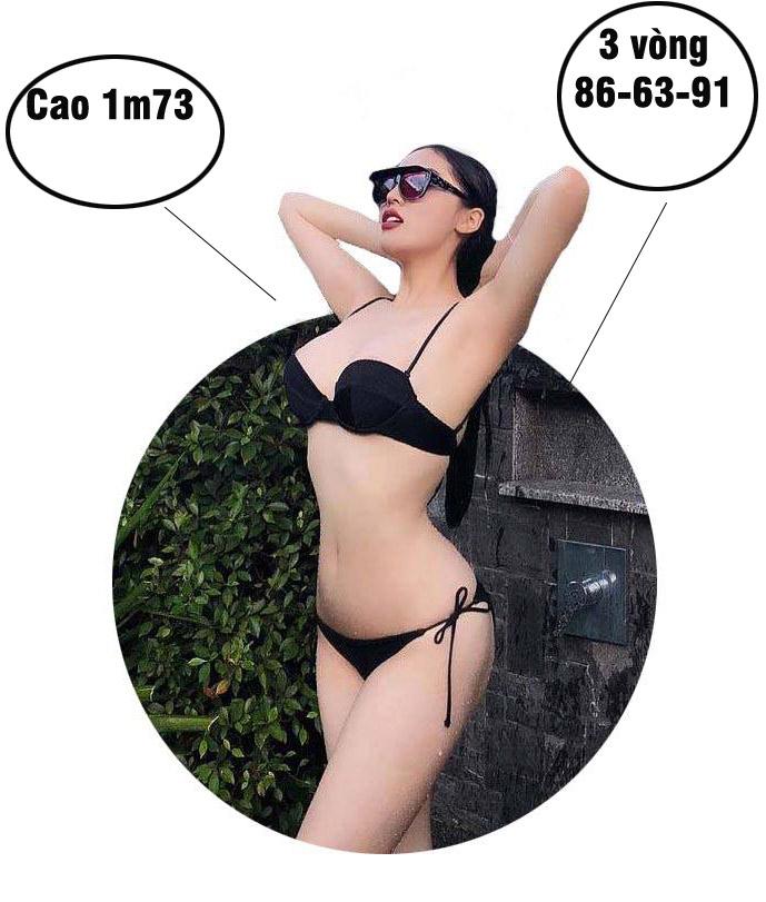 Mai Phương Thúy cao nhất, nóng bỏng nhất lịch sử Hoa hậu Việt Nam? - hình ảnh 4
