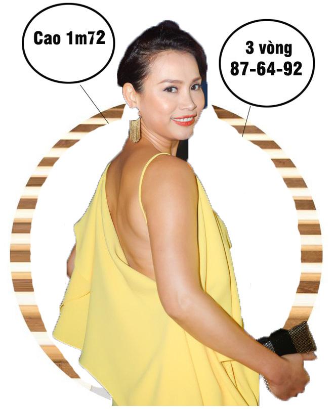 Mai Phương Thúy cao nhất, nóng bỏng nhất lịch sử Hoa hậu Việt Nam? - hình ảnh 8
