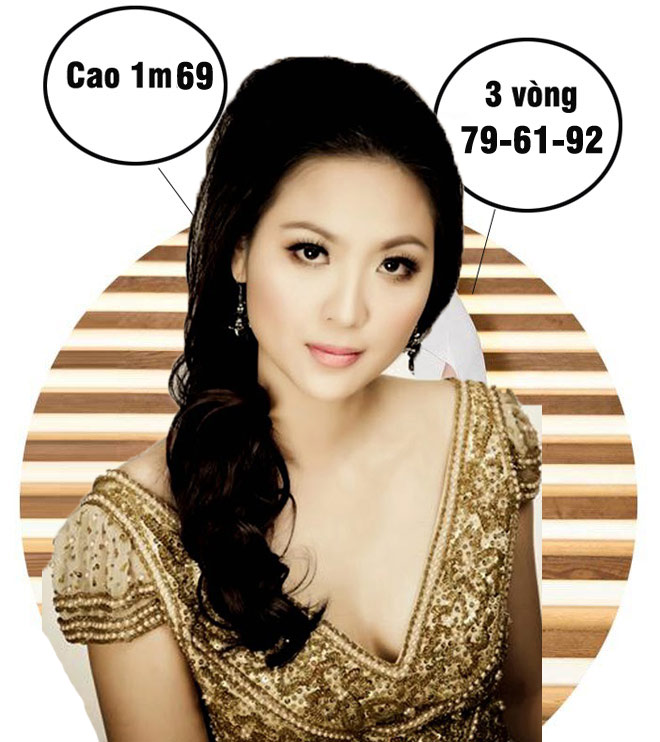 Mai Phương Thúy cao nhất, nóng bỏng nhất lịch sử Hoa hậu Việt Nam? - hình ảnh 13