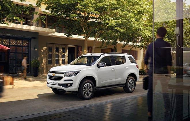 Giá xe Chevrolet cập nhật tháng 9/2018: Chevrolet Colorado giá đề xuất từ 651 triệu đồng - 4