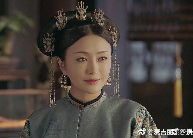 """""""Bà vợ được vua Càn Long sủng ái nhất"""" đẹp nhờ ăn trong 5 phút - hình ảnh 1"""