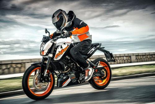KTM Duke 200 2018: Chiếc naked bike tầm trung phù hợp cho mọi biker - 4