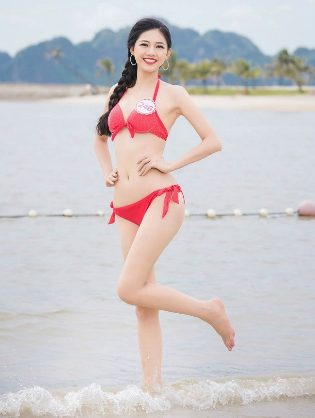Á hậu Thanh Tú từ chối xác nhận cưới bạn trai hơn 16 tuổi - hình ảnh 2