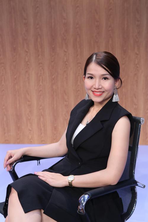 Đam mê và nghị lực - chìa khóa thành công của nữ CEO 9X - 1