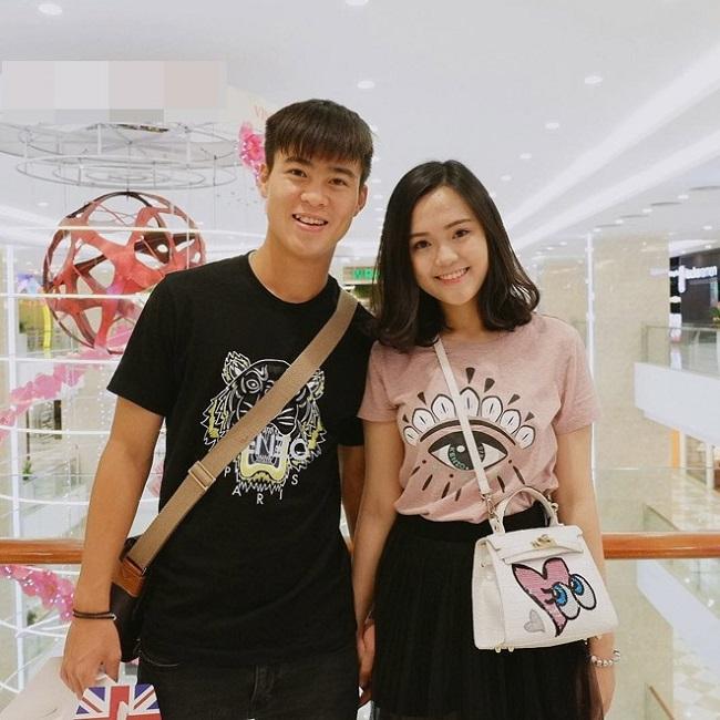 Bạn gái xinh như mộng, sành điệu của Duy Mạnh, Quang Hải U23 VN - hình ảnh 5