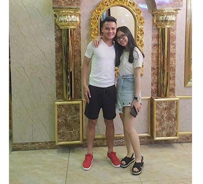 Bạn gái xinh như mộng, sành điệu của Duy Mạnh, Quang Hải U23 VN - hình ảnh 8