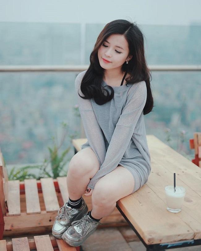Bạn gái xinh như mộng, sành điệu của Duy Mạnh, Quang Hải U23 VN - hình ảnh 15