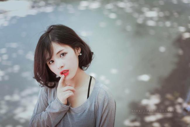 Bạn gái xinh như mộng, sành điệu của Duy Mạnh, Quang Hải U23 VN - hình ảnh 16