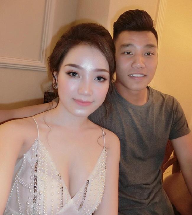 Bạn gái xinh như mộng, sành điệu của Duy Mạnh, Quang Hải U23 VN - hình ảnh 19